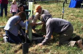 Volunteers: It's PlantingTime!