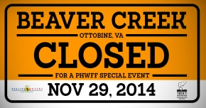 Special PHWFF Beaver Creek Event 11/29/14